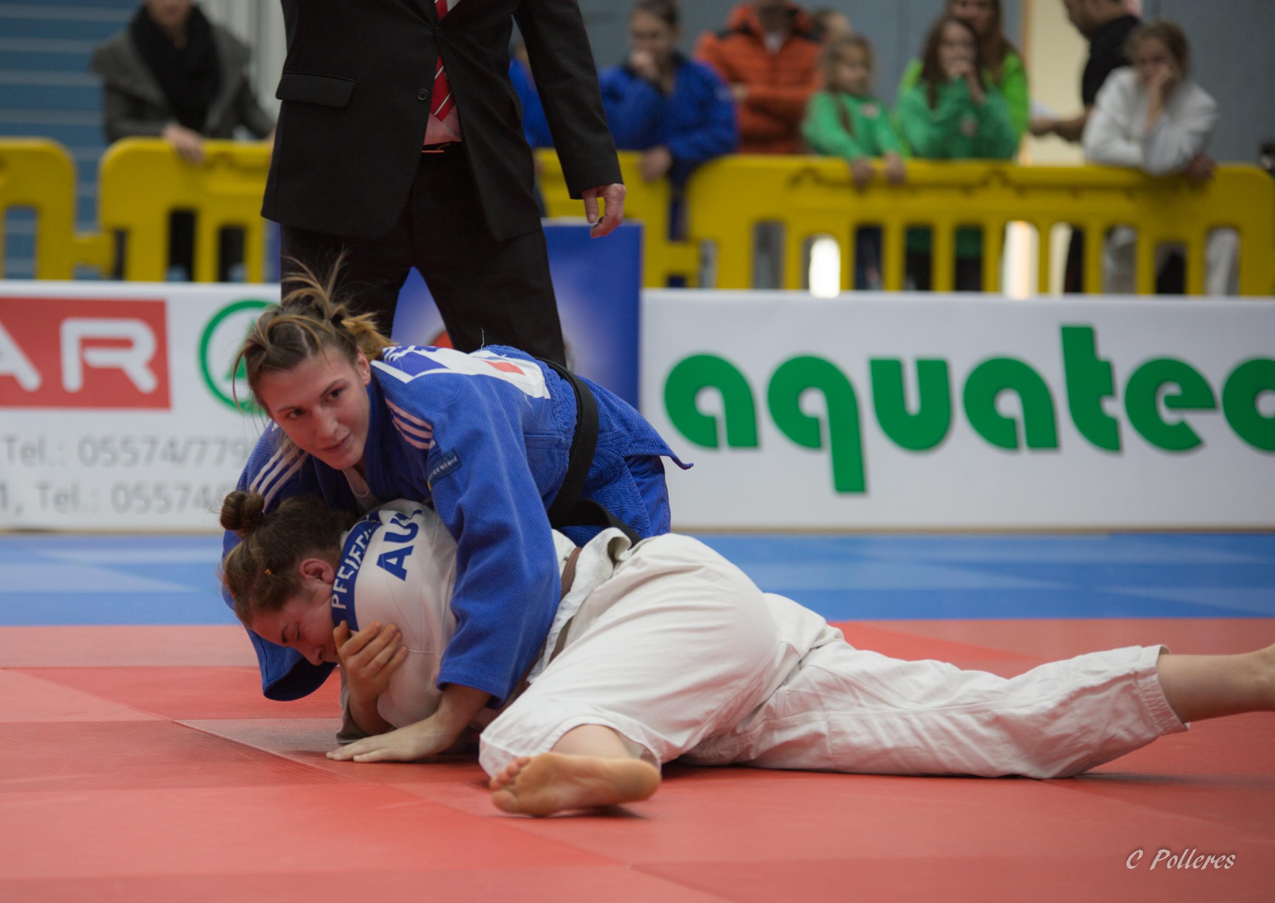 ★  Michaela Polleres tritt beim Judo World Masters in St. Petersburg an