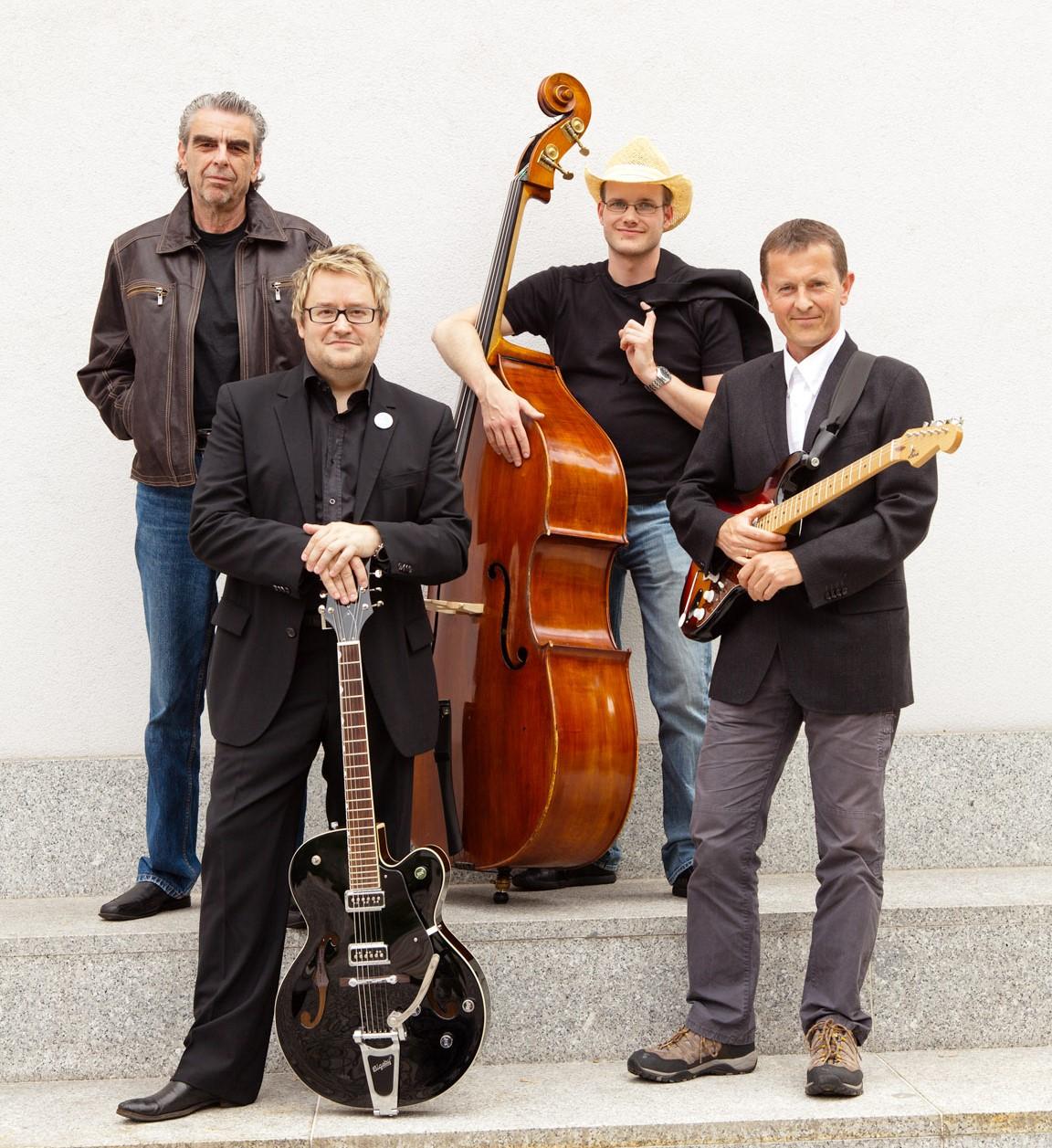 Folk Rock Christmas mit René Harather & The Shooting Stars im ...