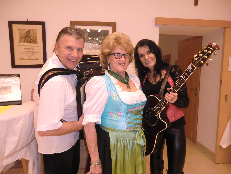 Die frühere Stiegenwirtin von Gloggnitz feiert ihren Siebziger