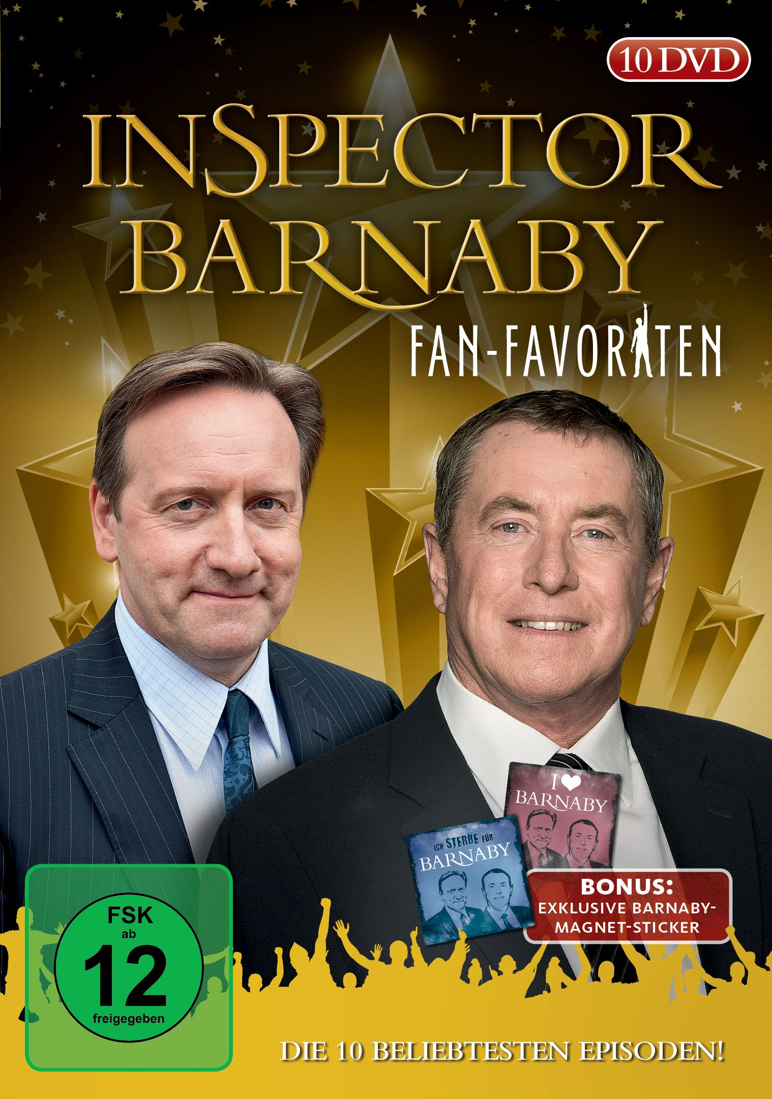 Youtube Inspector Barnaby Böse Kleine Welt