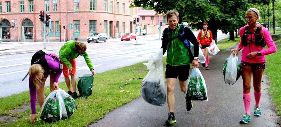 Die Schweden zeigen vor, wie ihr beim Joggen eure Umwelt verbessern könnt