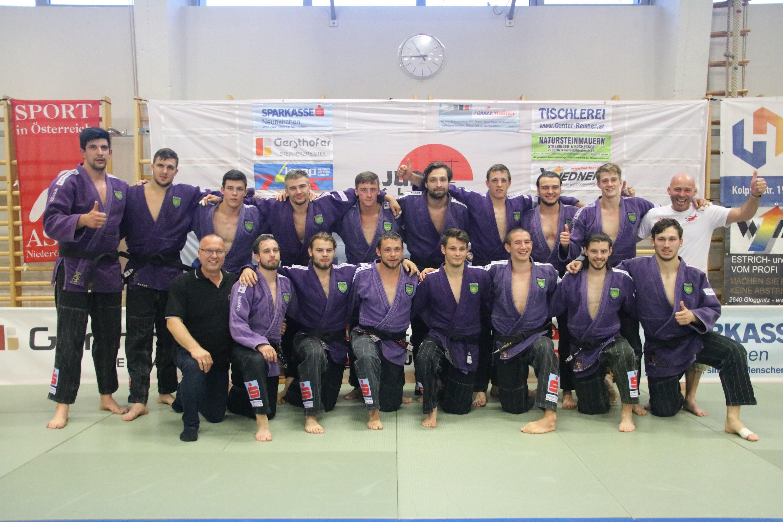 Judo Club Wimpassing führt nach 11:3 Sieg in der Bundesliga