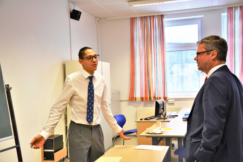 Assessment-Center mit Partnerbank in den Tourismusschulen Semmering