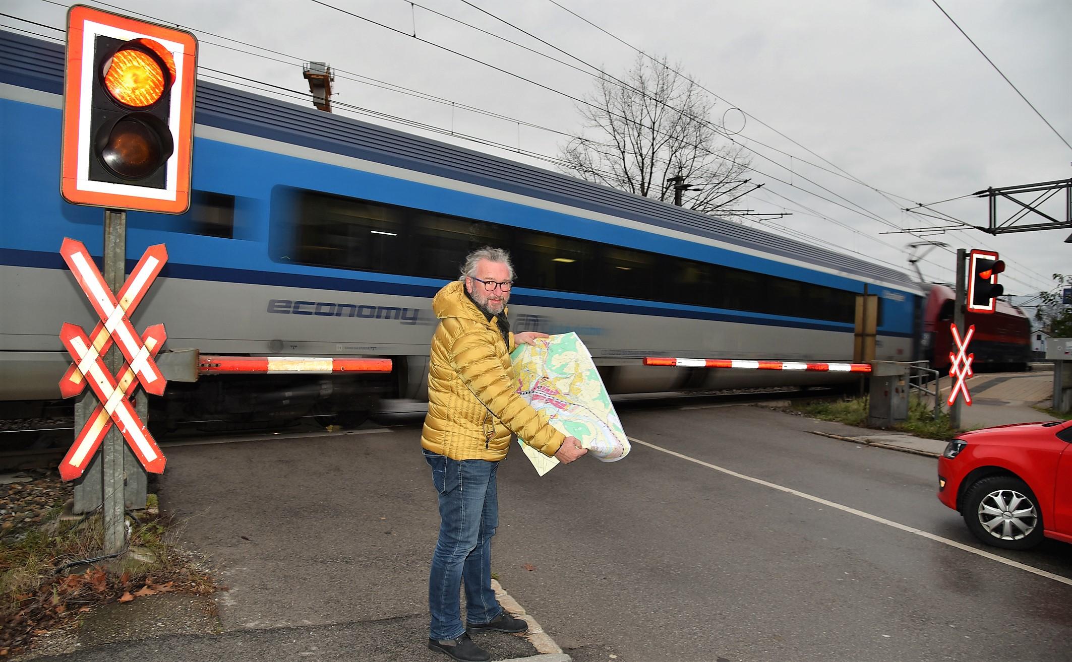 Bauarbeiten für Ternitzer Unterführungen starten im März