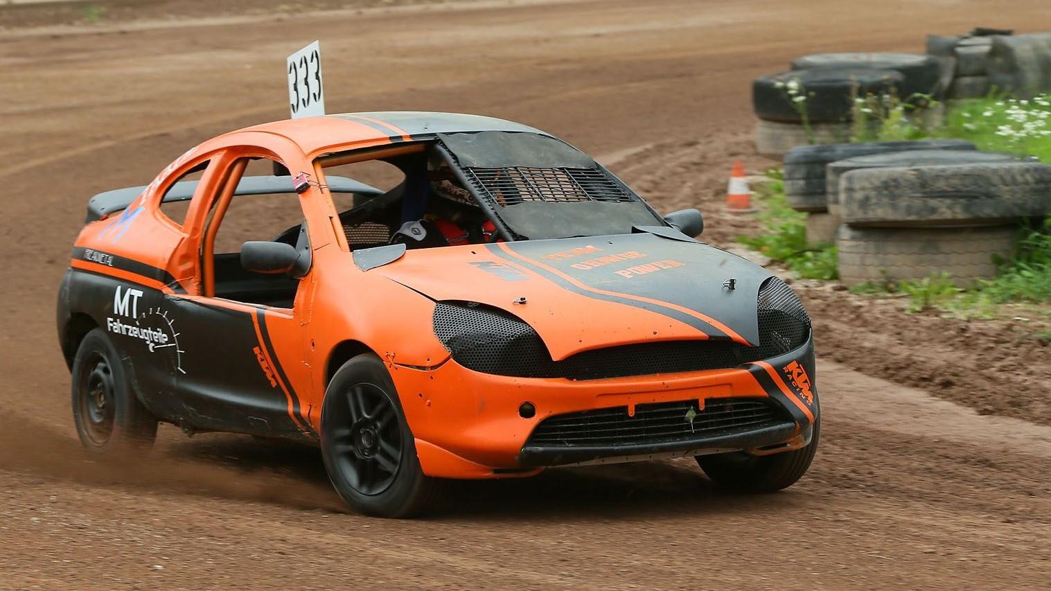 Stockcar Racing Cup 2019: Anpfiff zur neuen Titeljagd