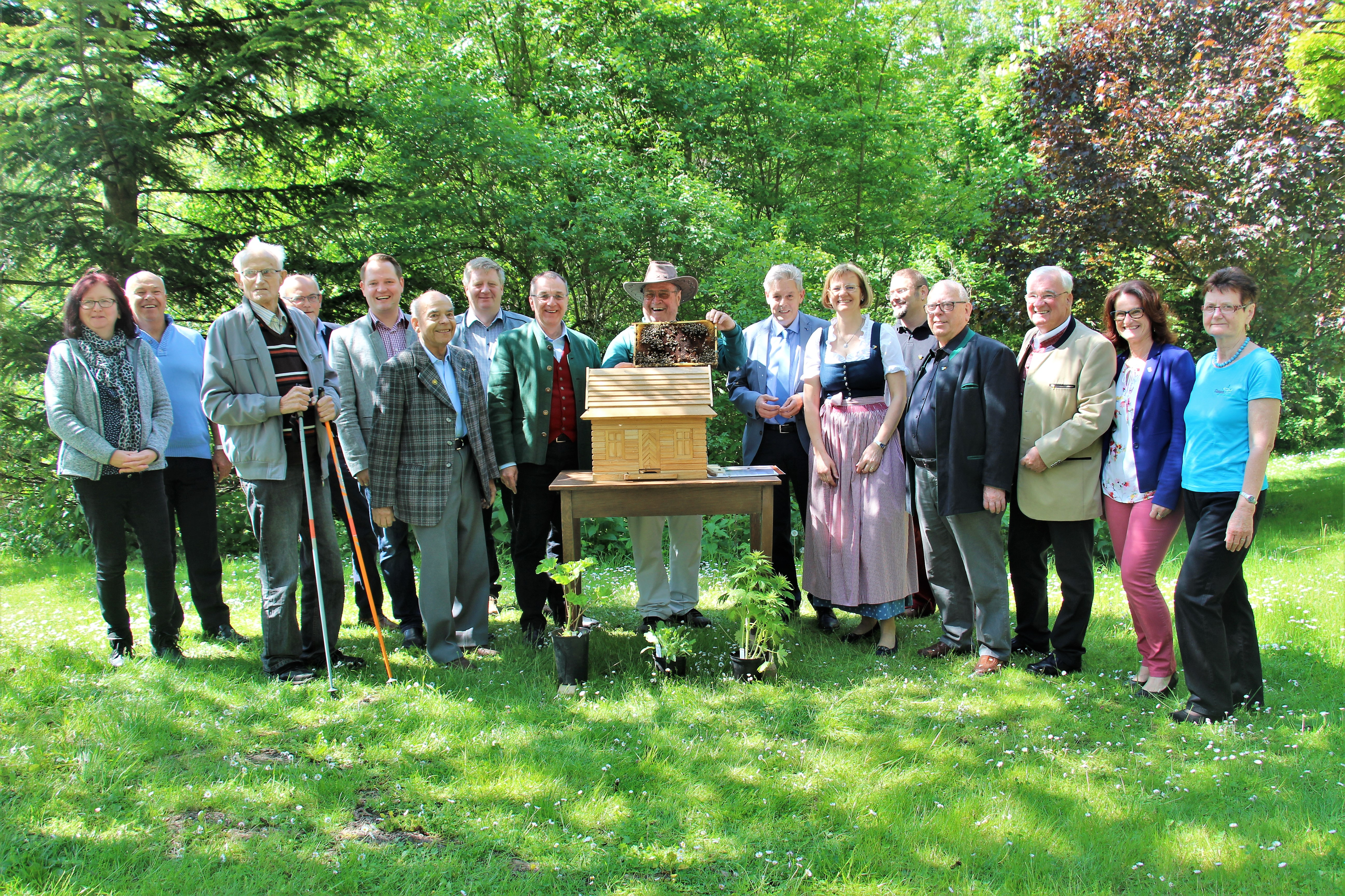 Imkerverband und Kneipp-Aktiv-Club feierten in Ternitz