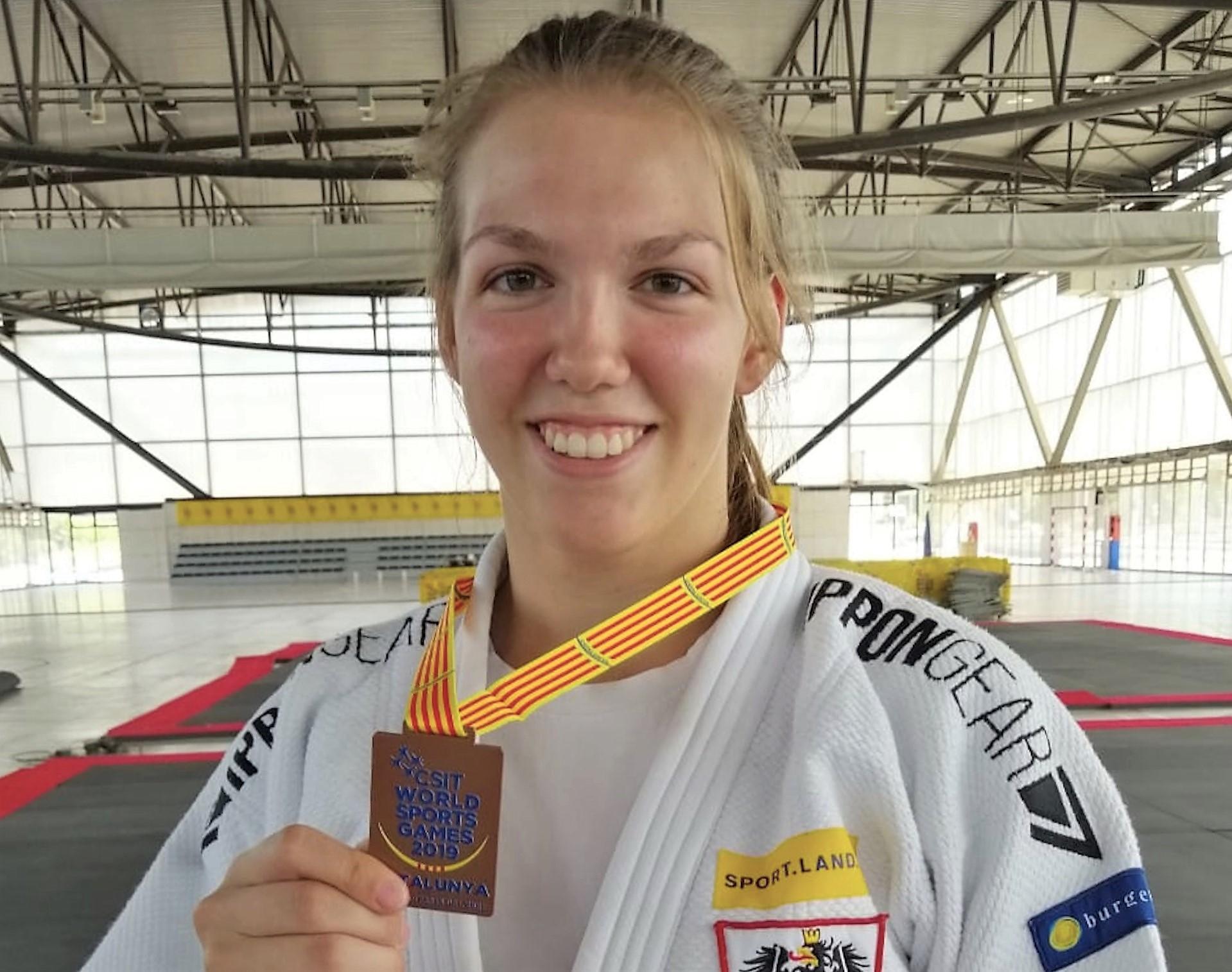 World Sports-Bronze für Polleres und European-Cup Silber für Hunger