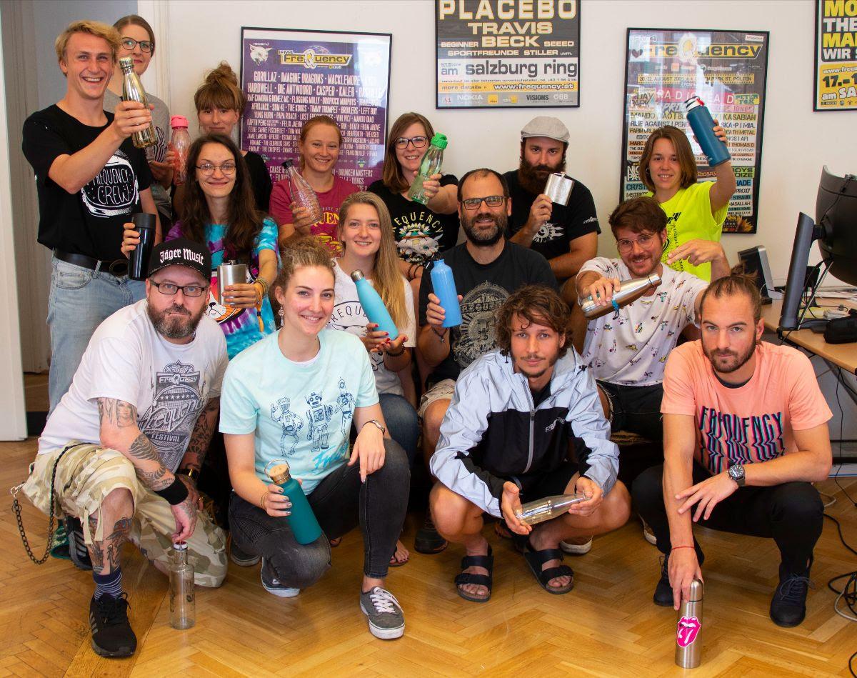Das Frequency bringt neue Umweltideen auf das Mega-Festival in St. Pölten