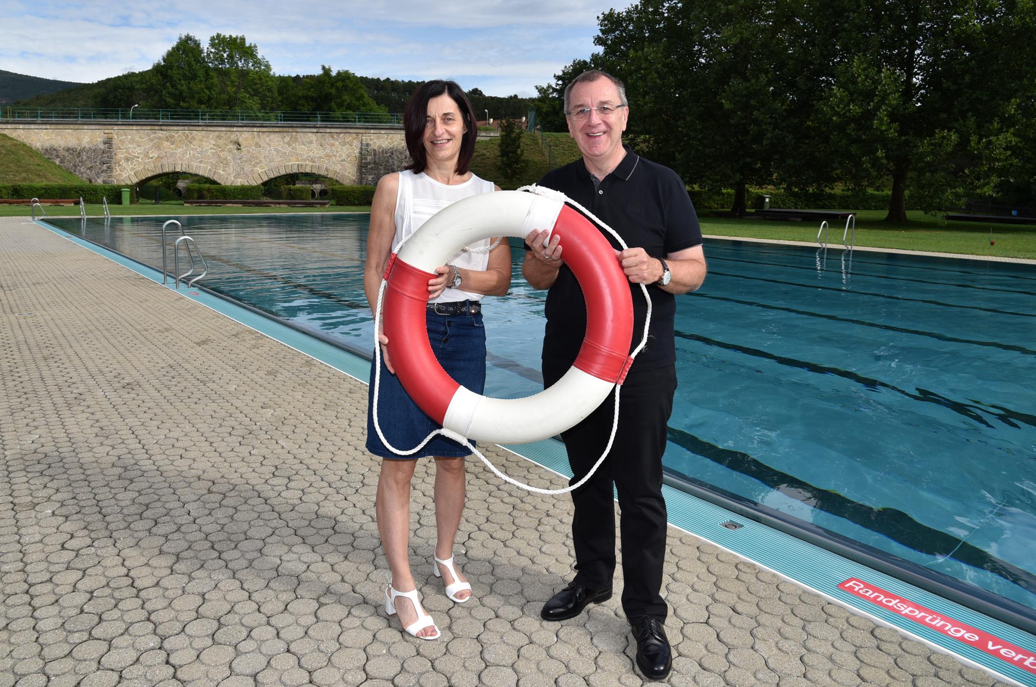 Gratis-Schwimmkurs für Kinder im Oktober in Ternitz