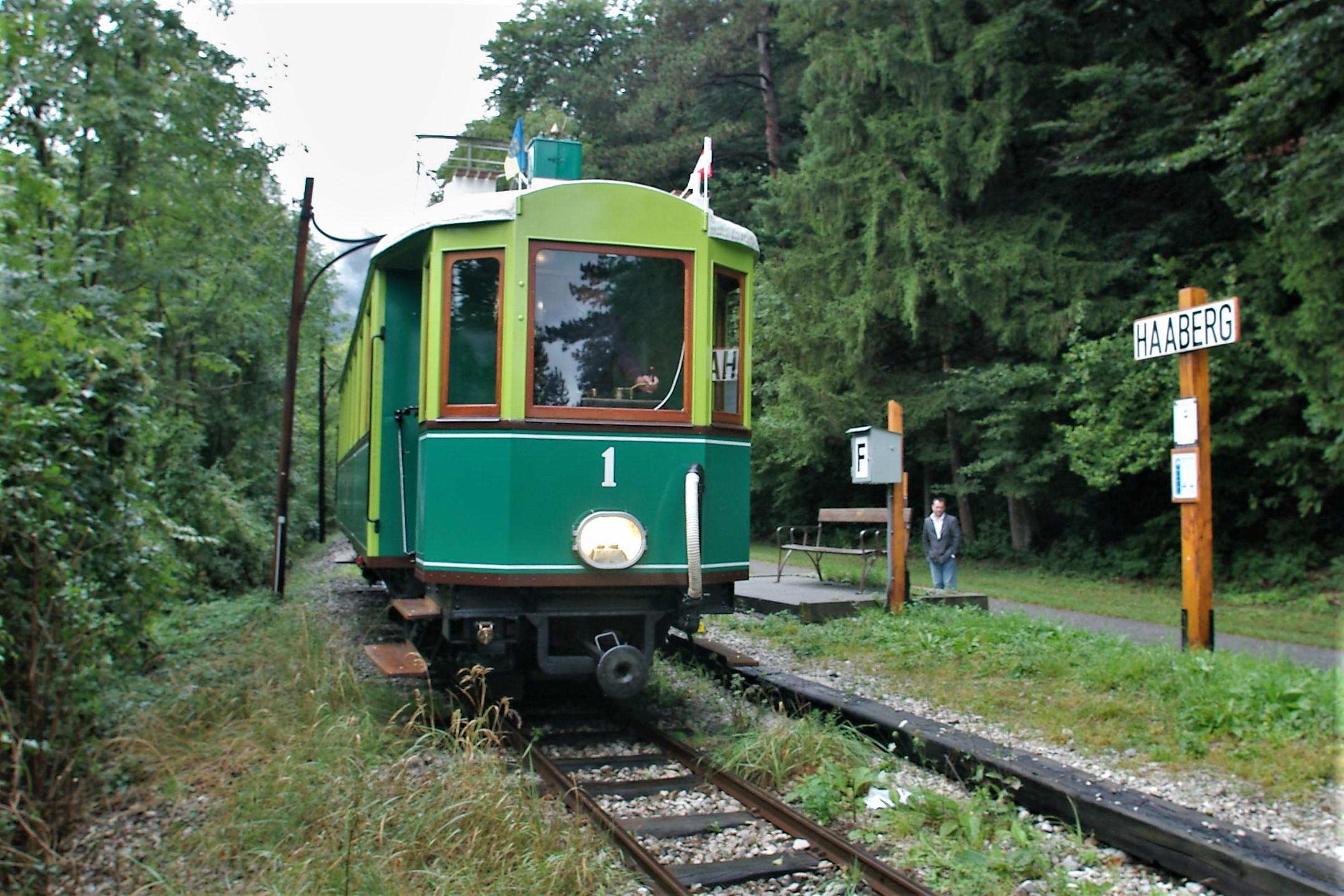 Höllentalbahn fährt in die 'Lange Nacht der Museen'