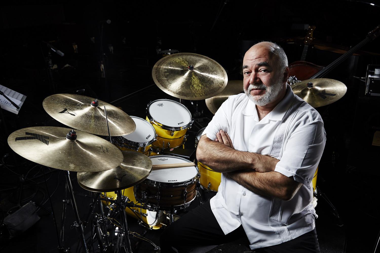Weather-Report-Drummer Peter Erskine live in St. Pölten und Wien