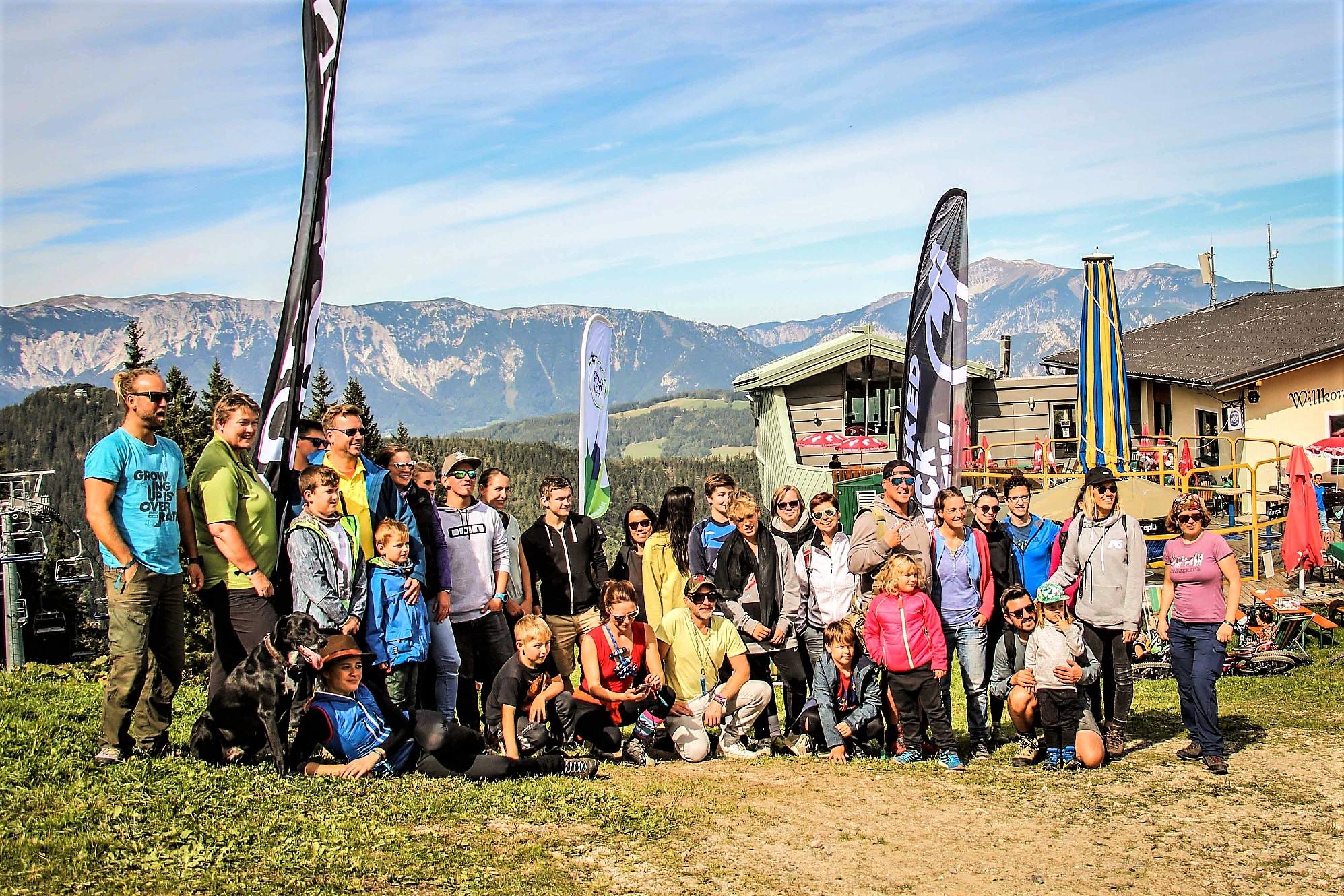 Am 26. September ist wieder Mountain Clean Up Day am Zauberberg