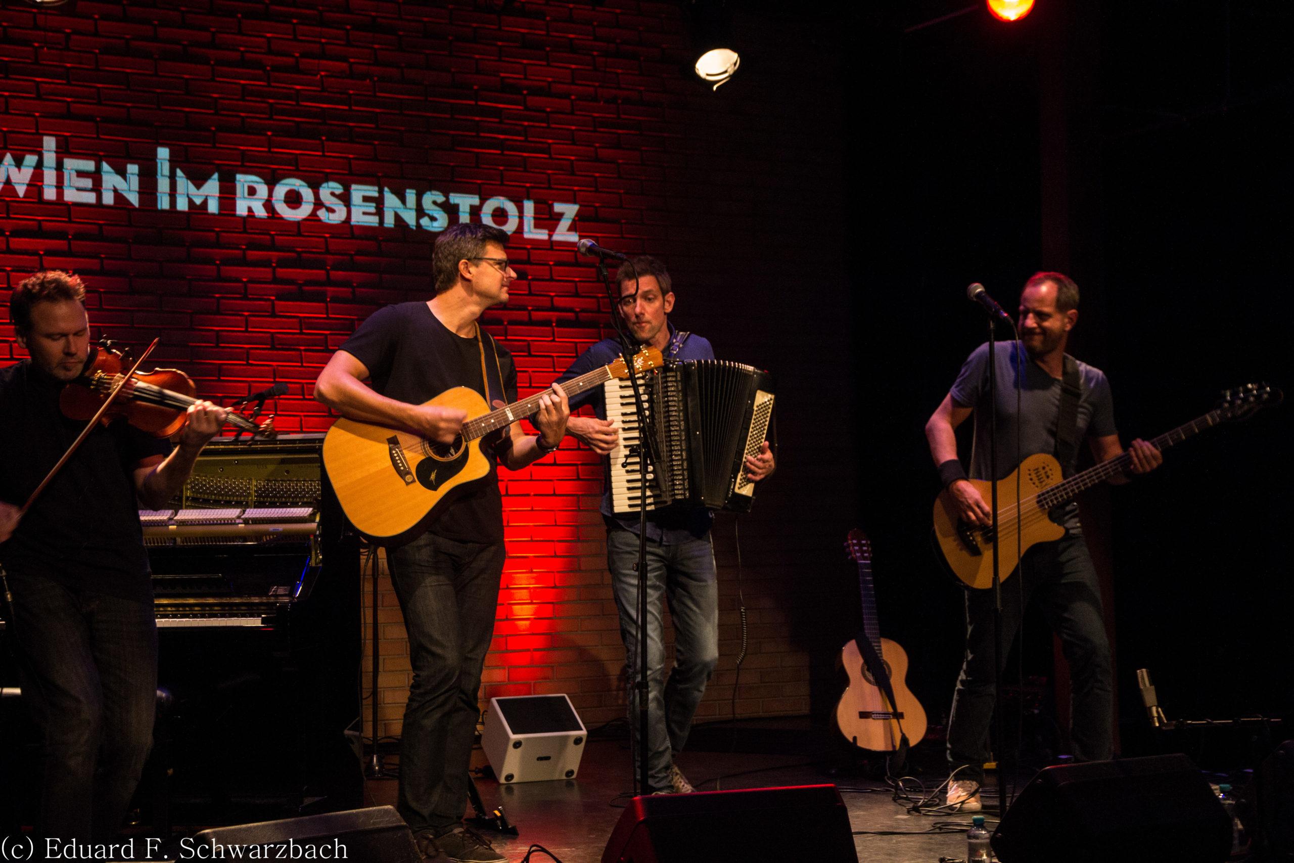 Wien im Rosenstolz feiert mit Best-Of-Doppel-Album das 20-Jahr-Jubiläum