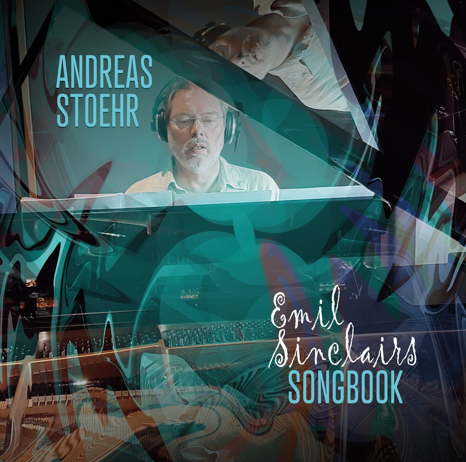 ANDREAS STOEHR  | EMiL SiNCLAiRS SONGBOOK  | NEWPLAY ENTERTAiNMENT/ VERTRiEB MG-SOUNDS