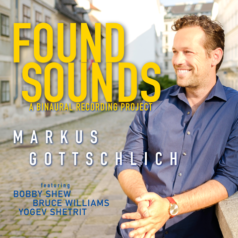 MARKUS GOTTSCHLICH | FOUND SOUNDS |  SATORI SOUNDS