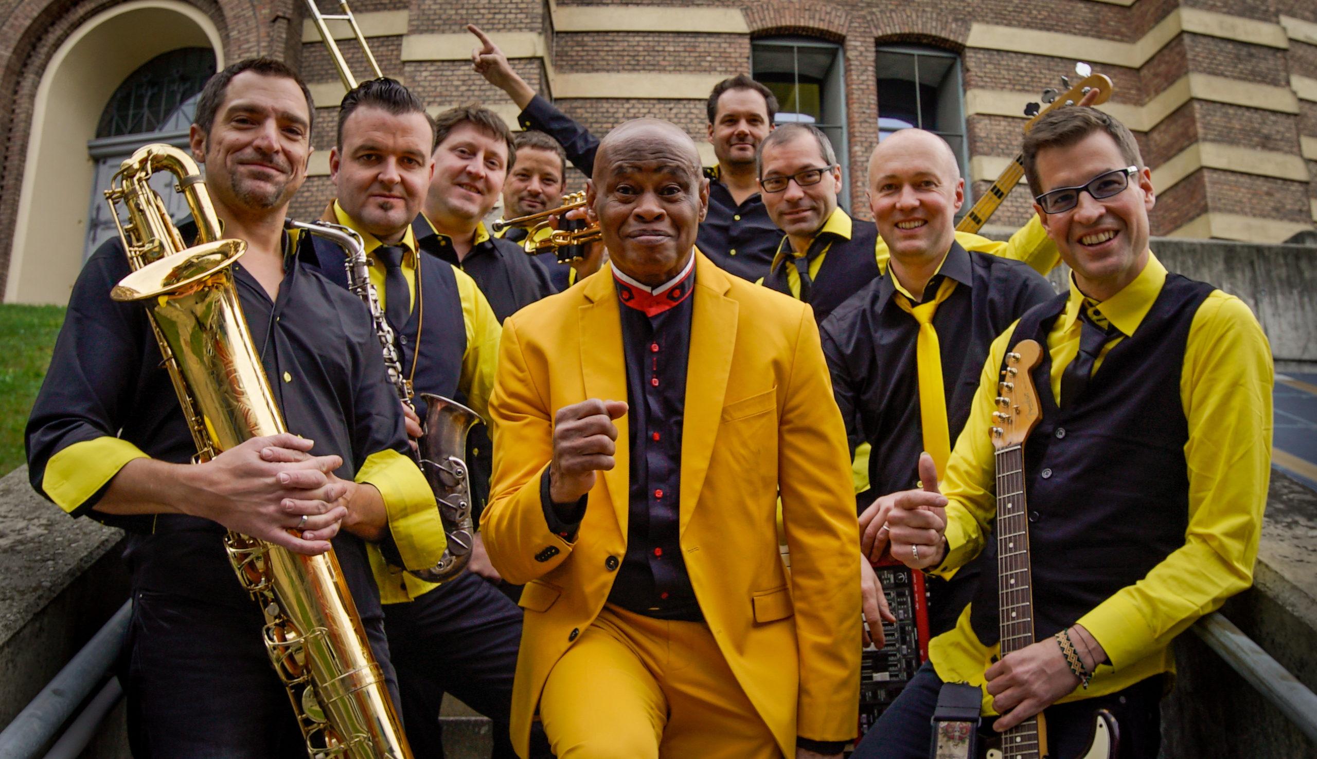 Hubert Tubbs & The Horny Funk Brothers bringen uns beschwingt in den Frühling