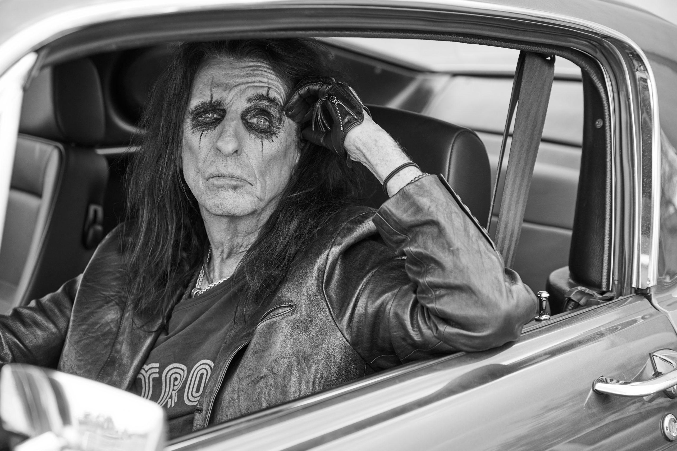 Alice Cooper's neues Album ist eine Hommage an seine Heimatstadt