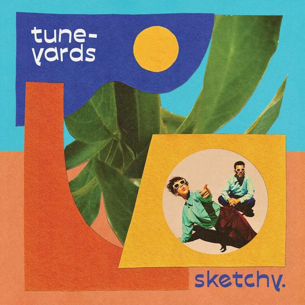 Tune-Yards farbenfrohes und fröhliches Album mit Lyrics, die es in sich haben
