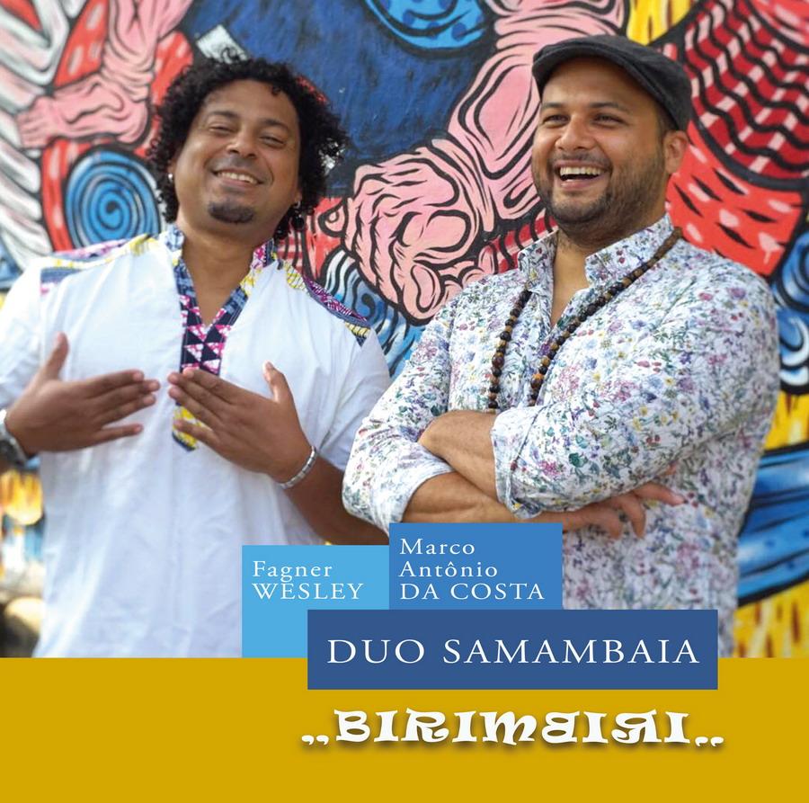 Das Duo Samambaia verbindet heimischen Jazz mit brasilianischen Rhythmen