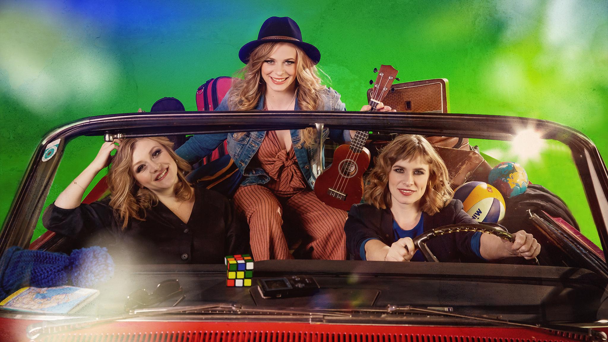 Die Poxrucker Sisters servieren in ihrem neuen Album Pop mit Mühlviertler Dialekt