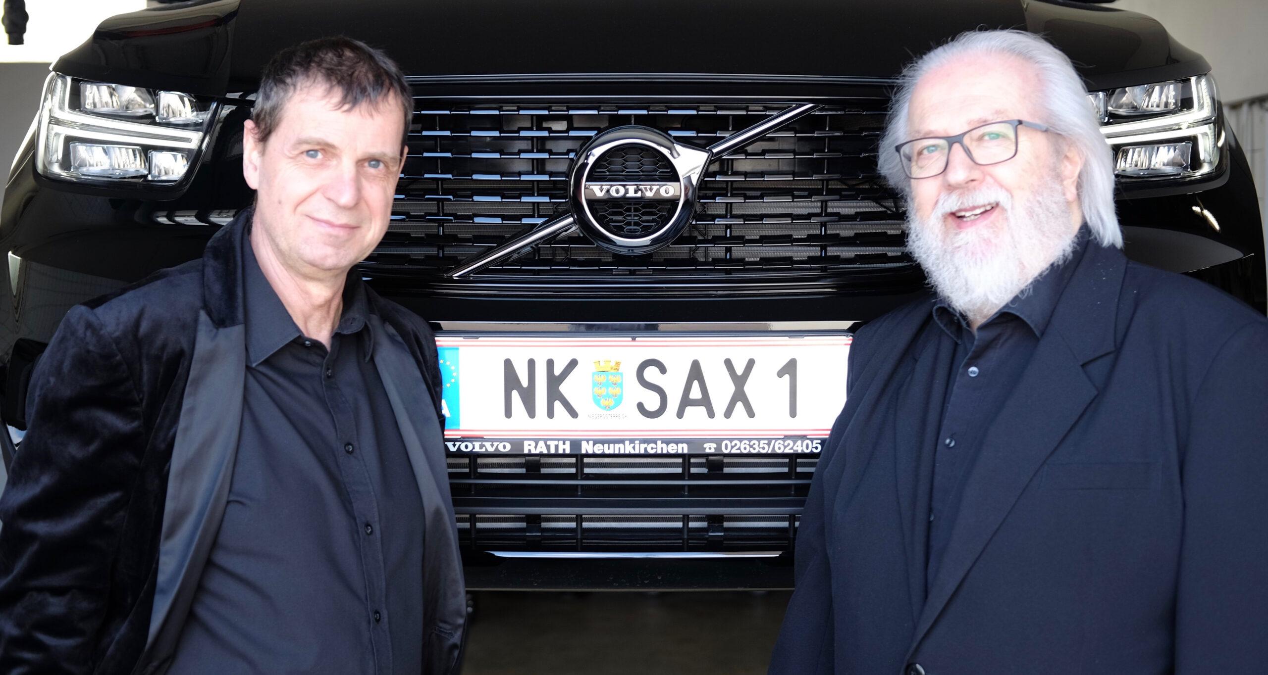 Manfred Spies und Hans Czettel (Sax & Keys) starten am 19. Juni die musikalisch-kulinarischen Sommertour durch die heimische Gastronomie