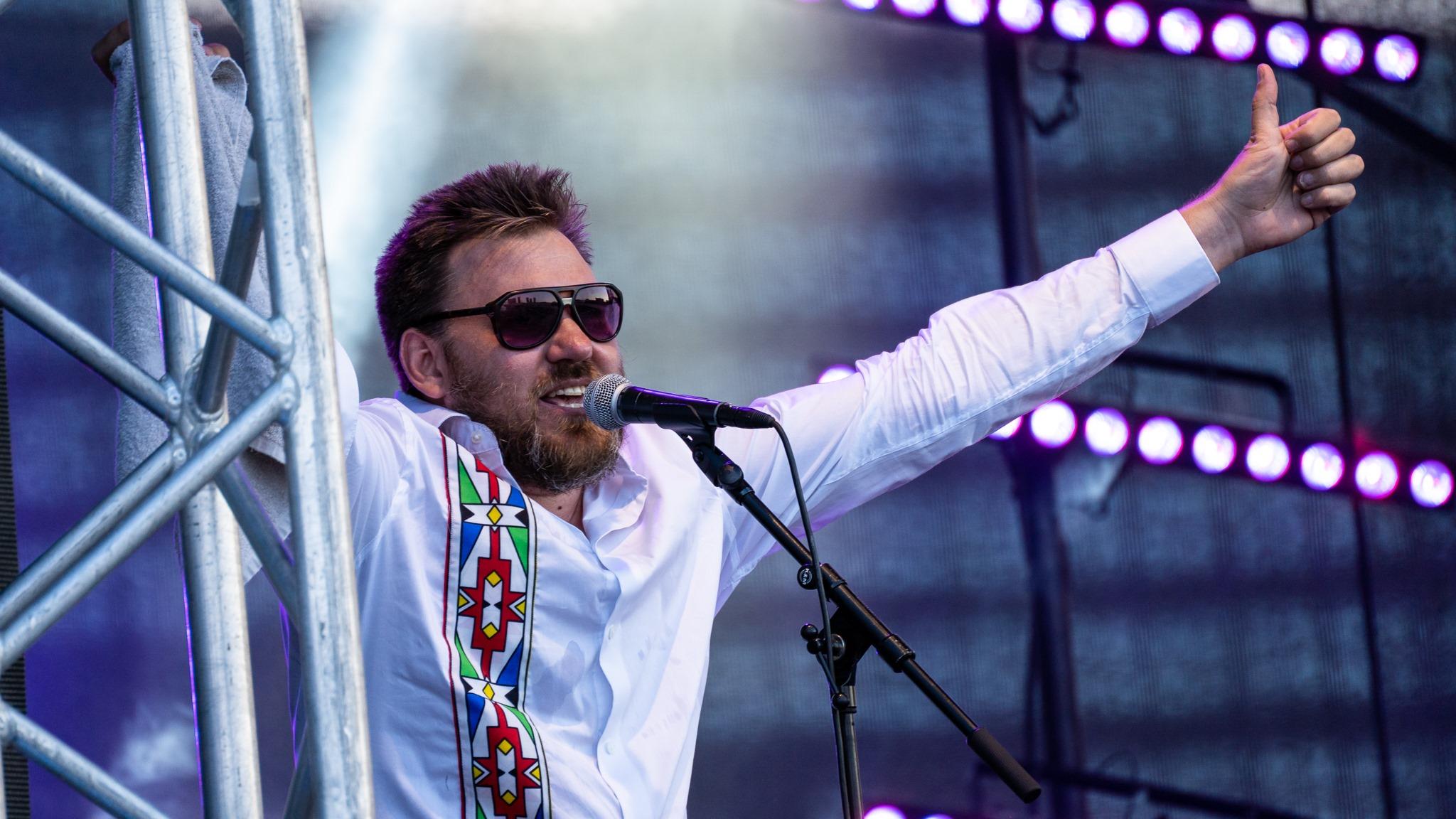Der Grazer Musiker Chris Beer veröffentlichte jetzt sein neues Album 'Who we are'